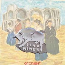 Pin's Féria de Nîmes