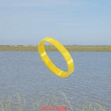 Alliance ruban 2,5mm or jaune