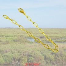 Bracelet maille ARENOR 22cm