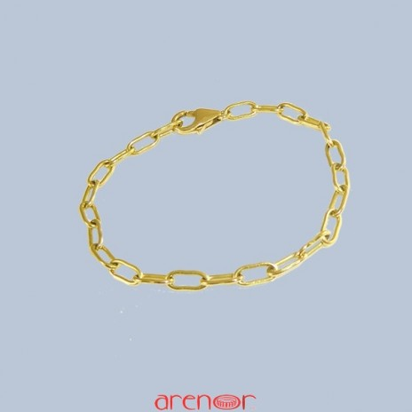 Bracelet maille ARENOR 18cm