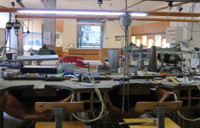ARENOR l'atelier de bijouterie joaillerie